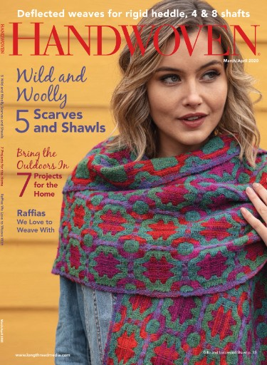 Handwoven Magazine Subscriptions