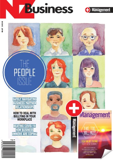 NZ Business + Management Magazine Subscriptions