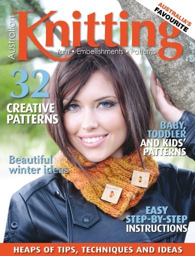 Australian Knitting Magazine Subscriptions