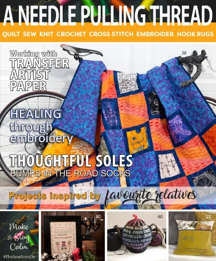 A Needle Pulling Thread Magazine Subscriptions