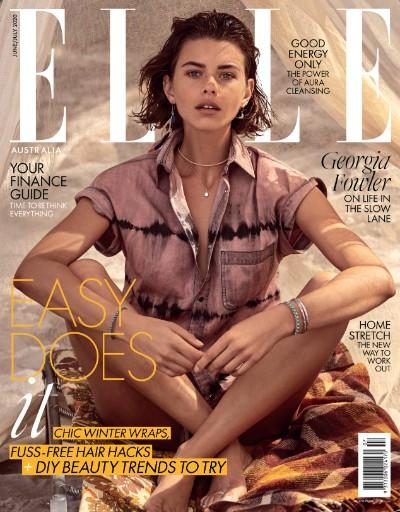 Elle Australia Magazine Subscriptions