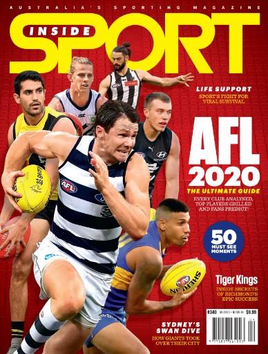 Inside Sport Magazine Subscriptions