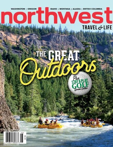 Northwest Travel & Life Magazine Subscriptions