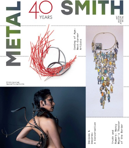 Metalsmith Magazine Subscriptions