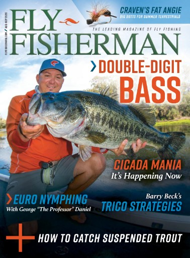 Fly Fisherman Magazine Subscriptions