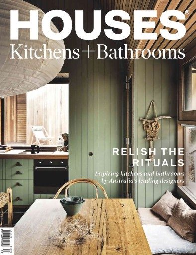 Houses: Kitchens & Bathrooms Magazine Subscriptions