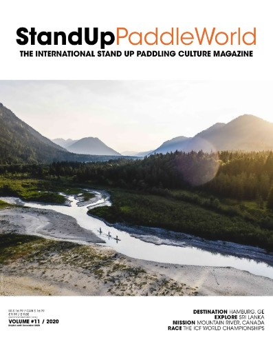 Stand Up Paddle Magazine Subscriptions