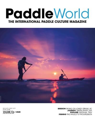 Paddle World Magazine Subscriptions