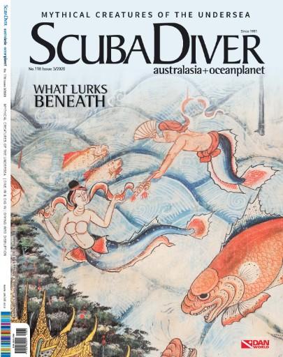 Scuba Diver Australasia Magazine Subscriptions
