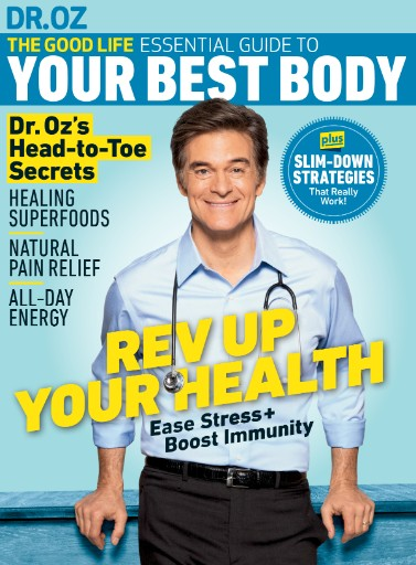 Dr. Oz: The Good Life Magazine Subscriptions