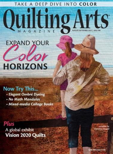 Quilting Arts Magazine Magazine Subscriptions