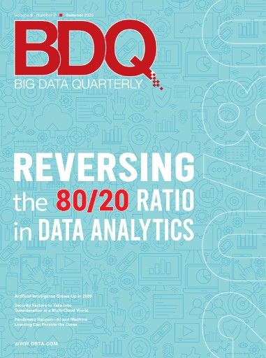 Big Data Quarterly Magazine Subscriptions