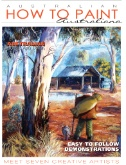 Australian How to Paint Magazine Subscriptions