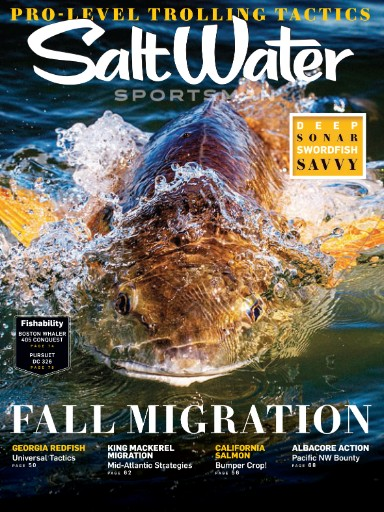 Salt Water Sportsman Magazine Subscriptions
