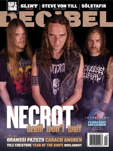 Decibel Magazine Subscriptions