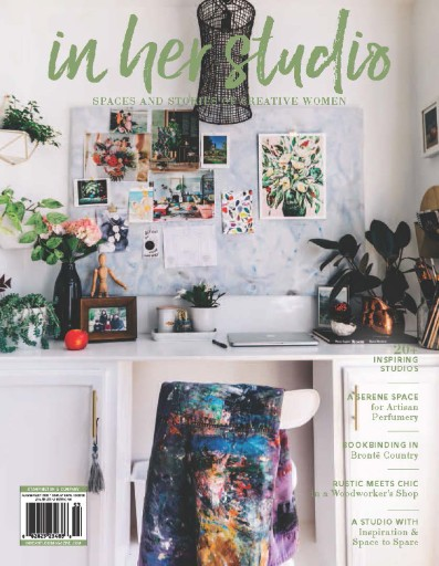 In Her Studio Magazine Subscriptions