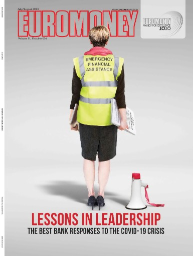 Euromoney Magazine Subscriptions