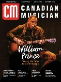 Canadian Musician Magazine Subscriptions