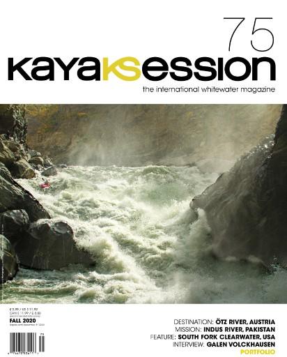 Kayak Session Magazine Magazine Subscriptions