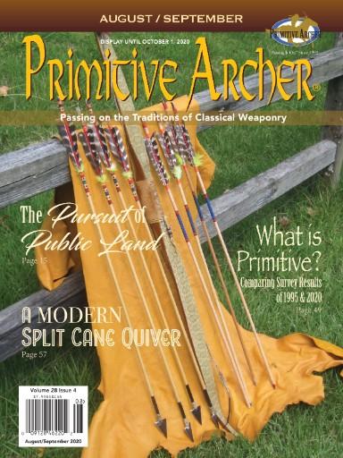 Primitive Archer Magazine Magazine Subscriptions