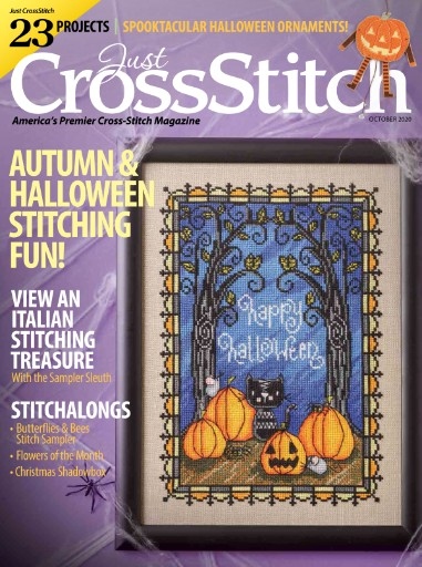 Just CrossStitch Magazine Subscriptions