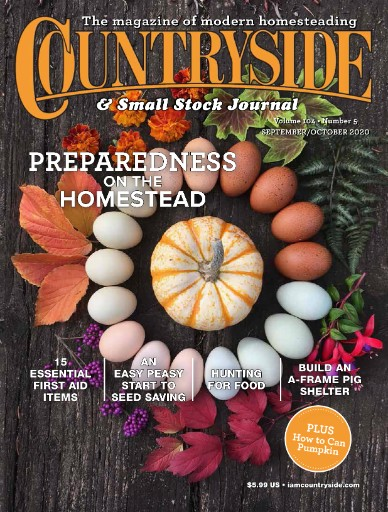 Countryside & Small Stock Journal Magazine Subscriptions