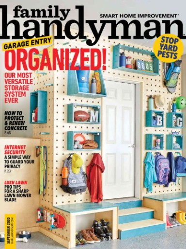 The Family Handyman Magazine Subscriptions