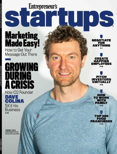 Entrepreneurs Start Ups Magazine Subscriptions