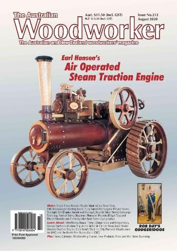 Australian Woodworker Magazine Subscriptions