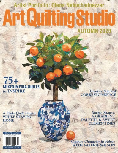 Art Quilting Studio Magazine Subscriptions