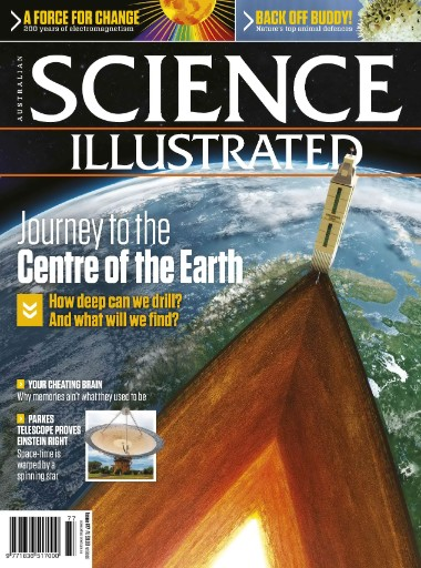 Science Illustrated (Australia Edition) Magazine Subscriptions