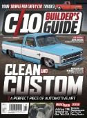 C10 Builder's Guide Magazine Subscriptions