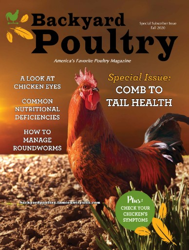 Backyard Poultry Magazine Subscriptions