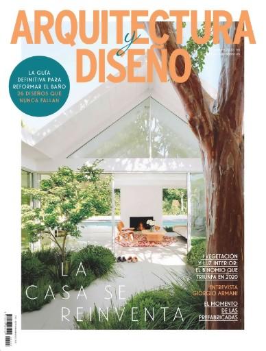 Arquitectura y Diseño Magazine Subscriptions