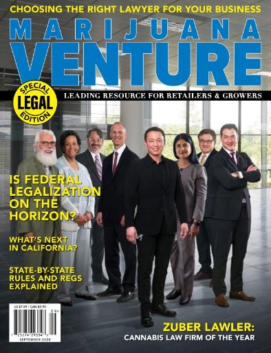 Marijuana Venture Magazine Magazine Subscriptions
