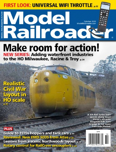 Model Railroader Magazine Subscriptions