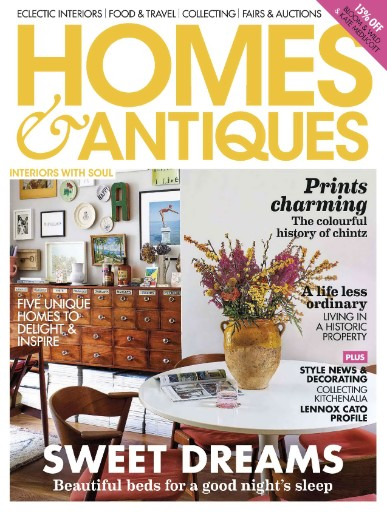Homes & Antiques Magazine Subscriptions