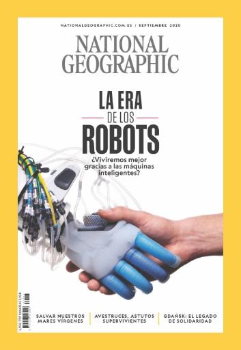 National Geographic Espana Magazine Subscriptions