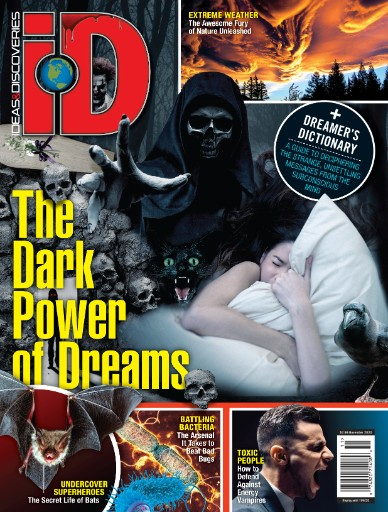 ID: Ideas & Discoveries Magazine Subscriptions