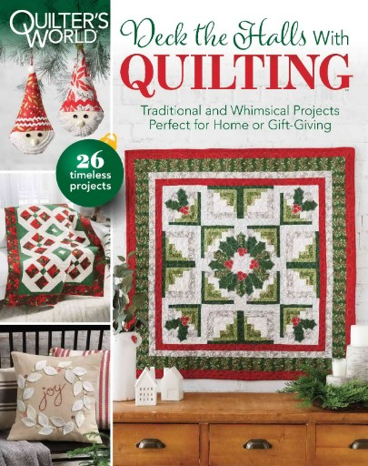 Quilter's World Magazine Subscriptions