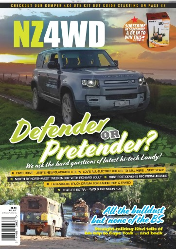NZ 4WD Magazine Subscriptions