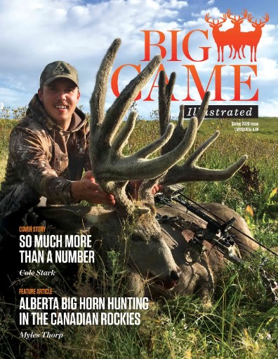 Big Game Illustrated Magazine Subscriptions
