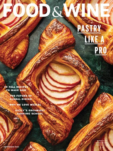 Food & Wine Magazine Subscriptions