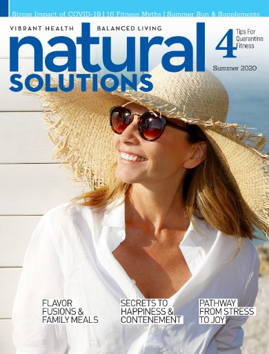 Natural Solutions Magazine Subscriptions