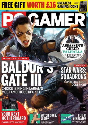 PC Gamer Magazine Subscriptions