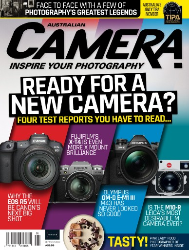 Camera Magazine Subscriptions