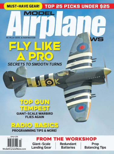 Model Airplane News Magazine Subscriptions