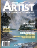 AOTEAROA ARTIST The New Zealand Artists Magazine Magazine Subscriptions