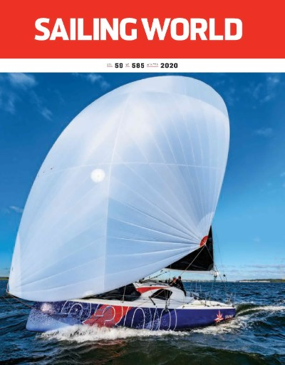 Sailing World Magazine Subscriptions