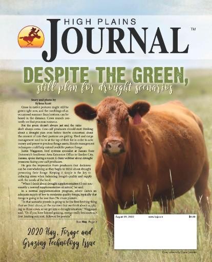 High Plains Journal Magazine Subscriptions